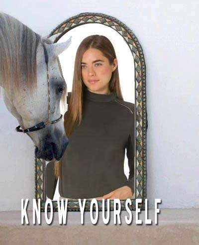 BlOG: Know Yourself Through Your Horse