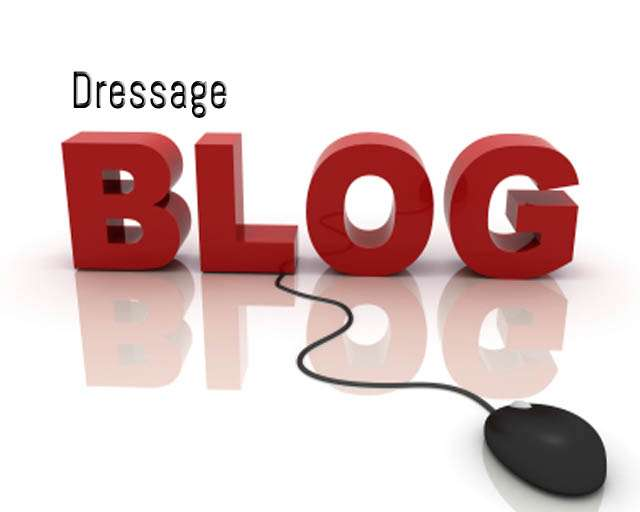 Dressage Blogs