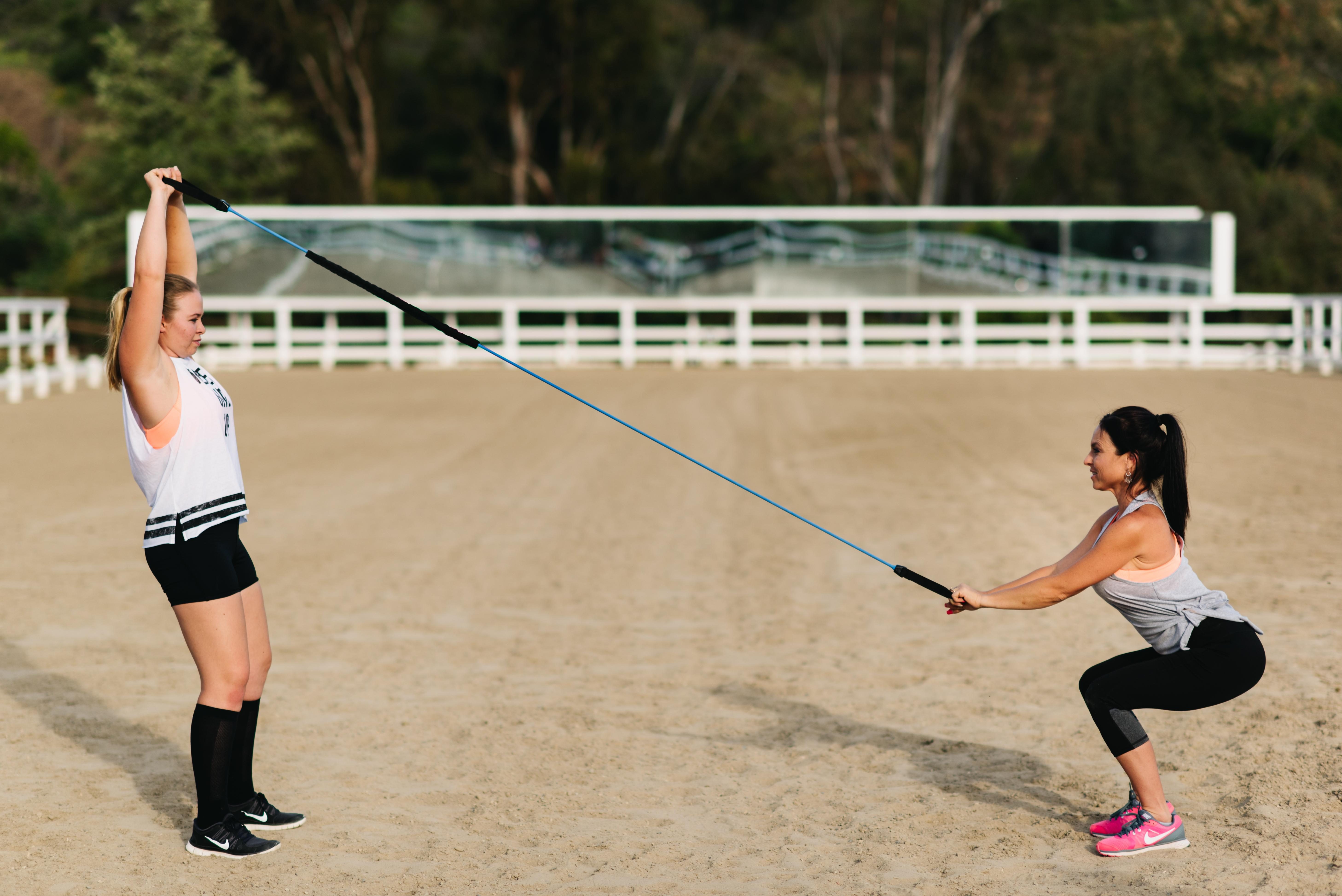 The Benefits of Fitness for Equestrians