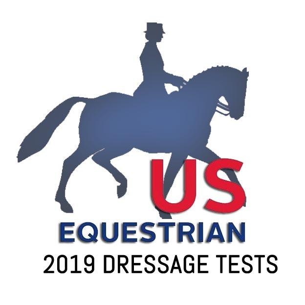 2019 USEF DRESSAGE TESTS REVIEW – Second Level Test 2