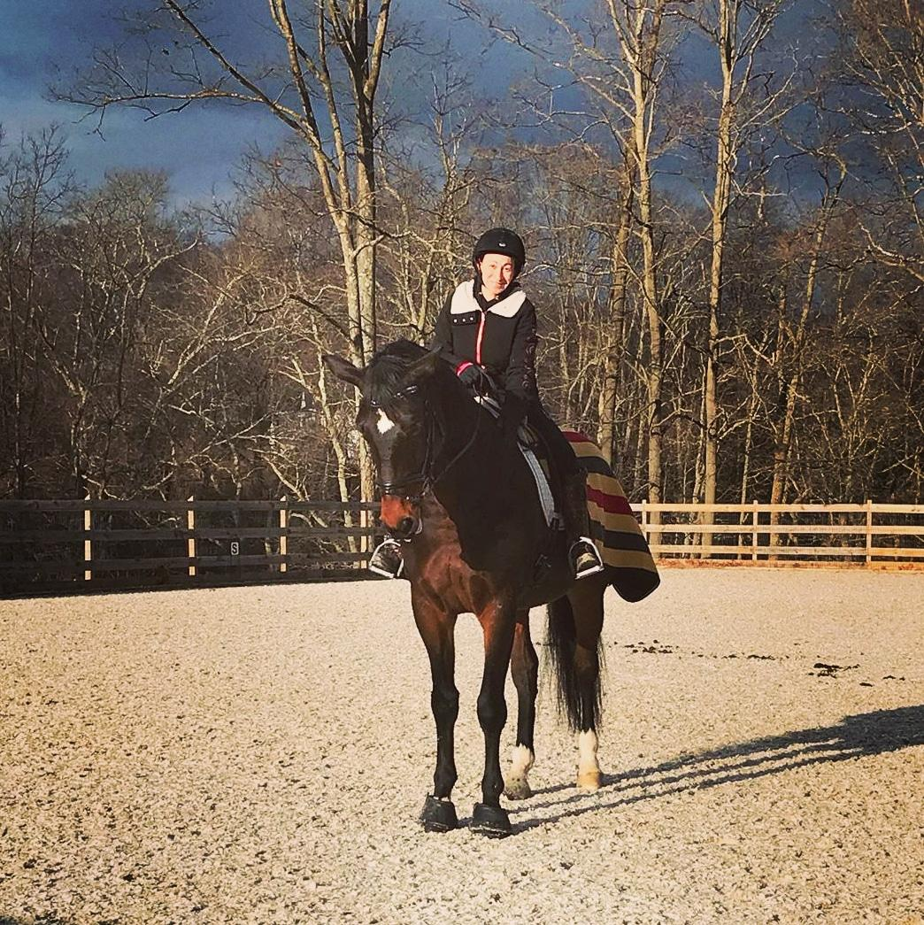 Featured Rider Susan Sapino