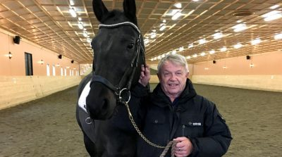 Ulf Wadeborn Riding Mentor: Bo Tibblin - Swedish Dressage