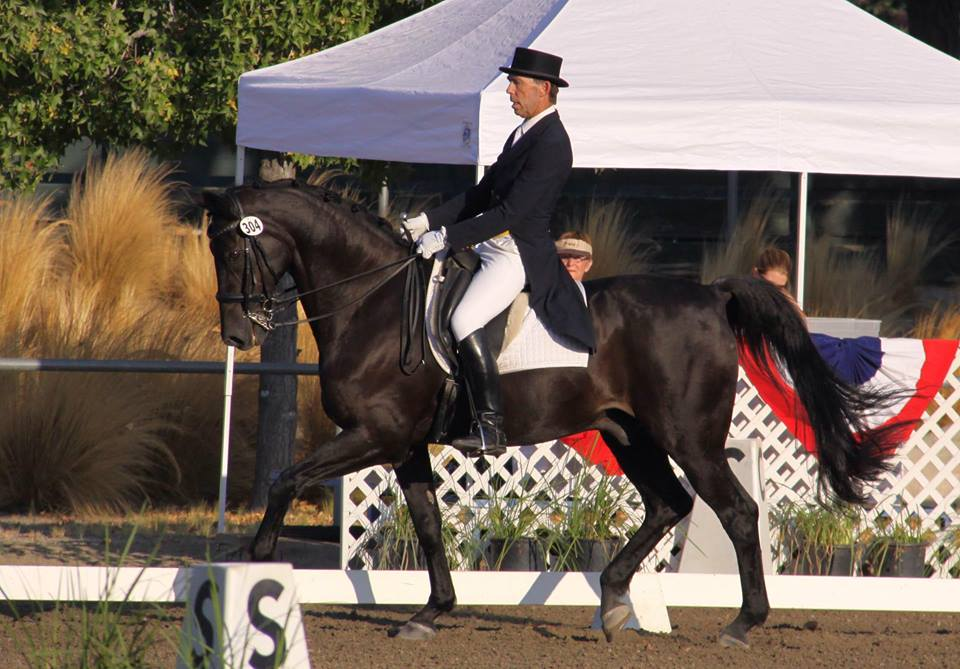 AADA Interview : Ulf Wadeborn - USEF S Judge