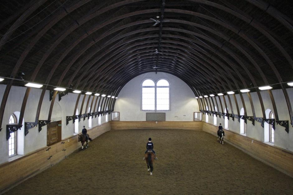 Strömsholm  White Riding Hall